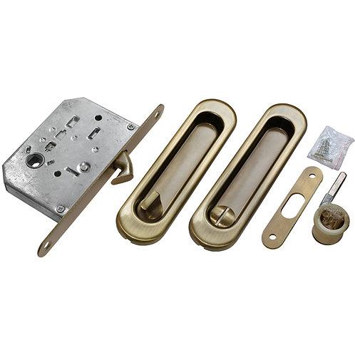 Комплект ручек для раздвижных WC дверей AB