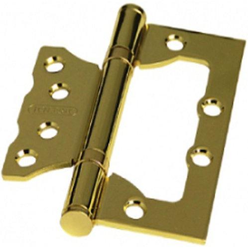 Навес 100*75*2,5 2ВВ SB RUCHETTI,(БАБОЧКА), золото матовое