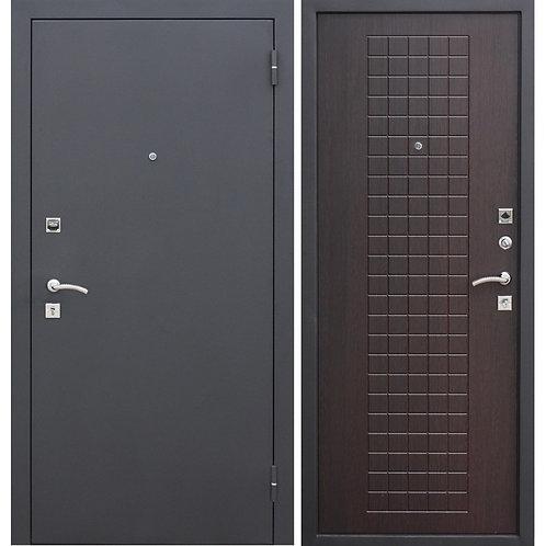Металлическая сейф дверь Гарда Муар 8мм венге