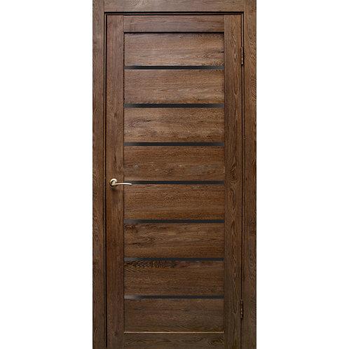 Межкомнатная дверь Линия Black лакобель