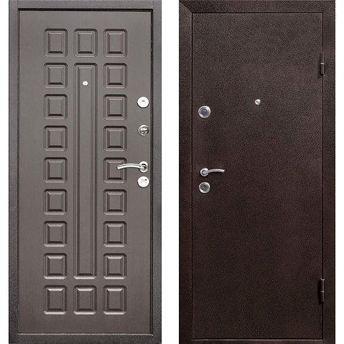 Металлическая сейф дверь Йошкар/ Венге