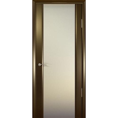 Межкомнатная дверь Шторм 3 ДО белое