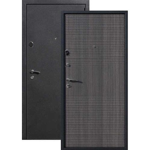 Металлическая сейф дверь Гарда муар 7,5 Венге тобакко