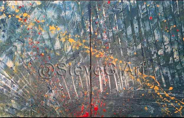 Ode to Gerhard (a diptych)