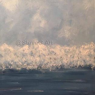 Crashing Wave
