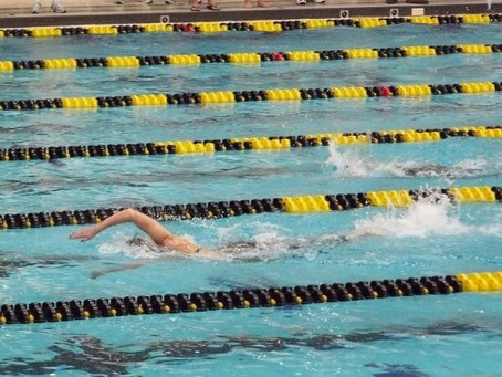 The 2009 Big XII Swimming and Diving Championship in Review