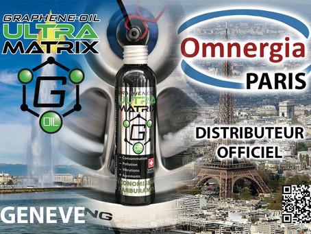 Un nouveau distributeur pour ULTRAMATRIX en France