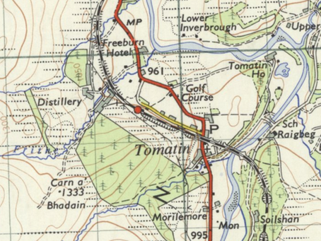 Tomatin's Golf Course : the forgotten green