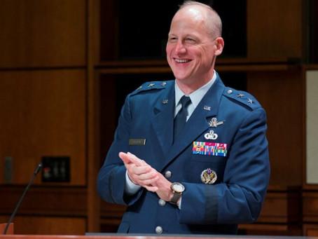 President Joe Biden Taps Major General Guetlein To Take Over Space Systems Command