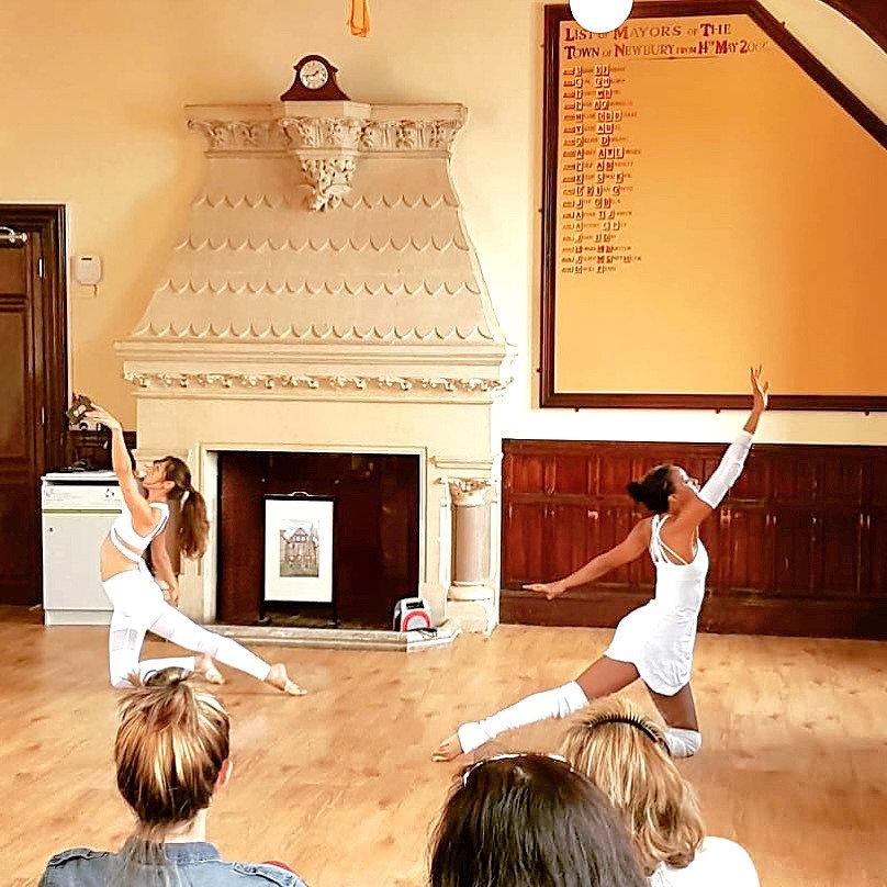 Zoom Yoga Dance Class