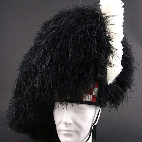 Ministry of Defense Feather Bonnet