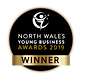 North Wales Young Business Awards Winner
