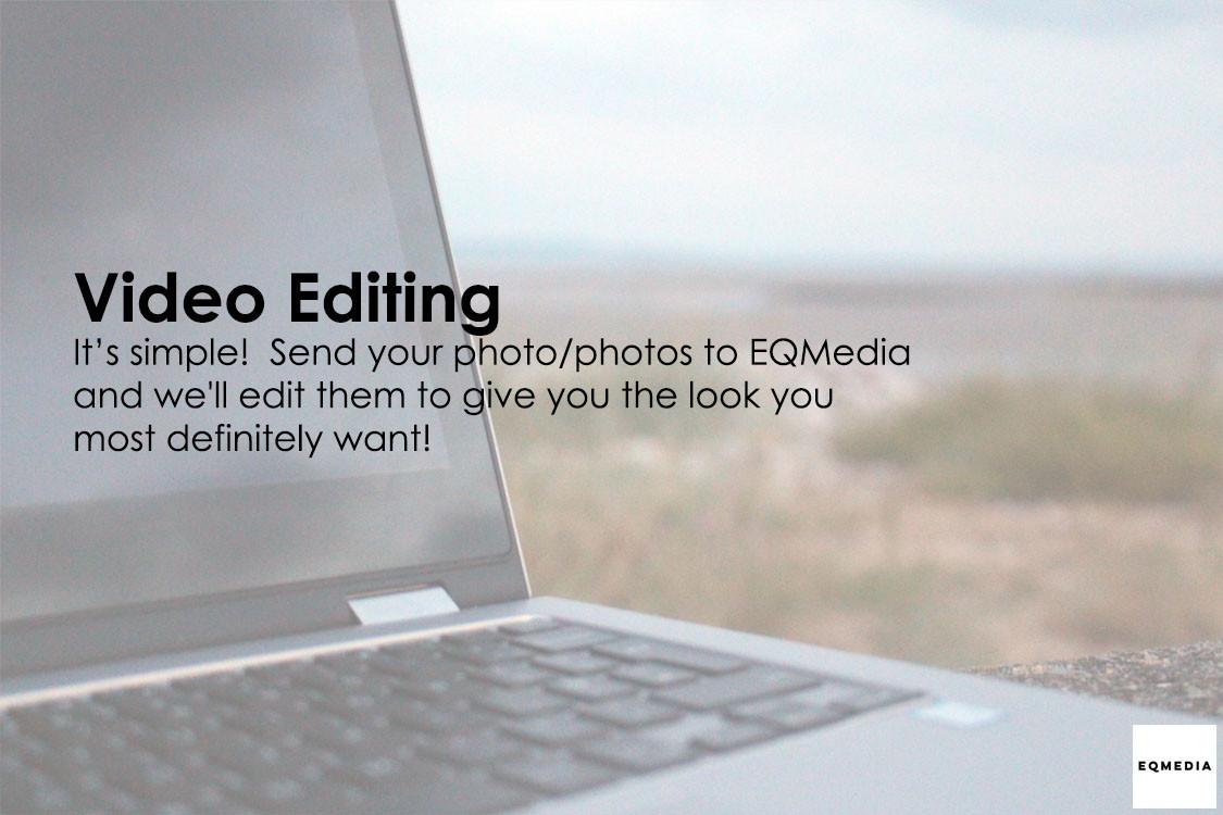 Video Editing Service Advertisement