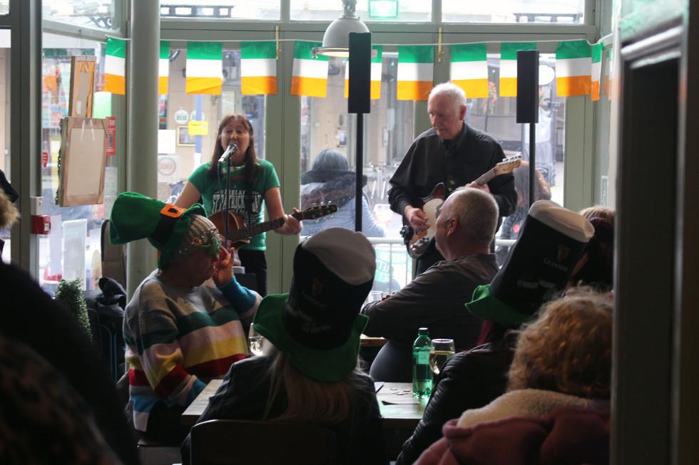 The Irish Bar Llandudno