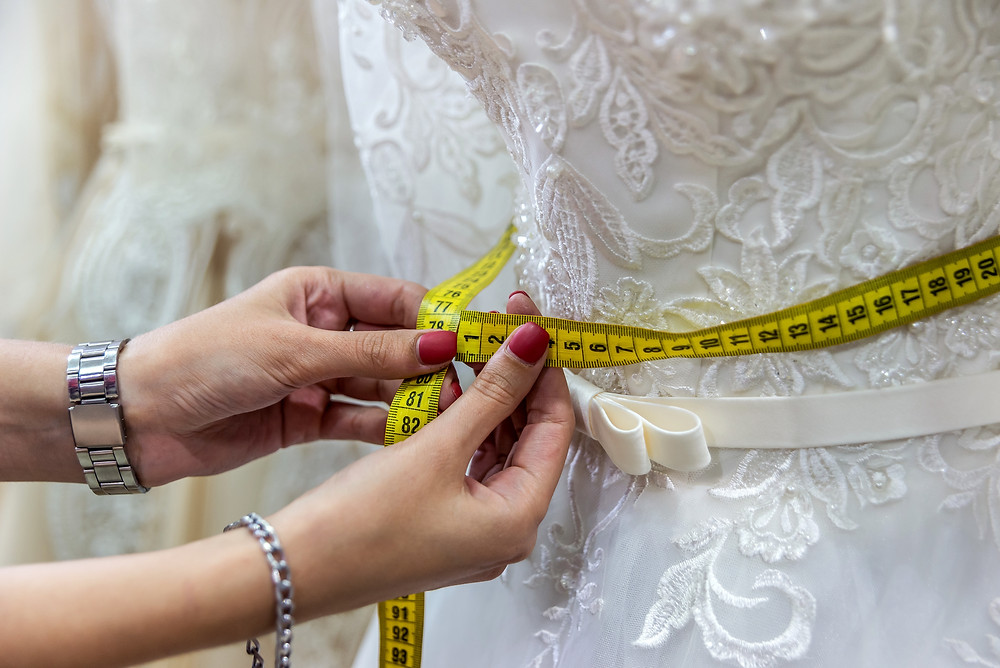 You wouldn't wear a dress that didn't fit, would you?