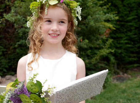 How to involve children in your wedding ceremony