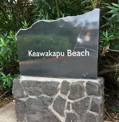Keawakapu Beach Walk