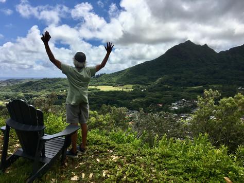 Maunawili Lookout