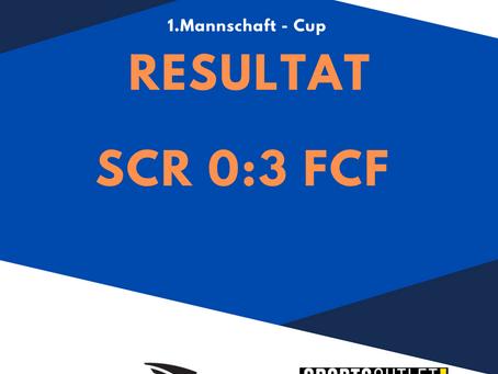 Cup-Niederlage