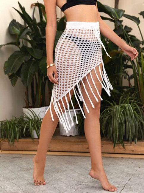 Enjoy It All Crochet Skirt