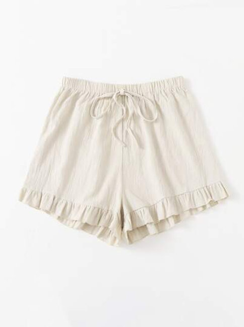 Shades Of Nude Shorts