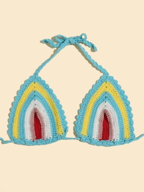 Barefoot & Free Crochet Bralette