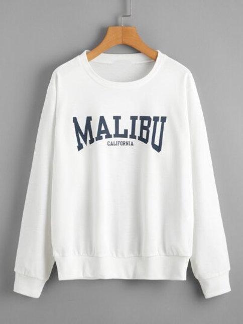 Malibu Baby Sweatshirt