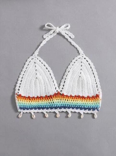 Viva Crochet Bralette
