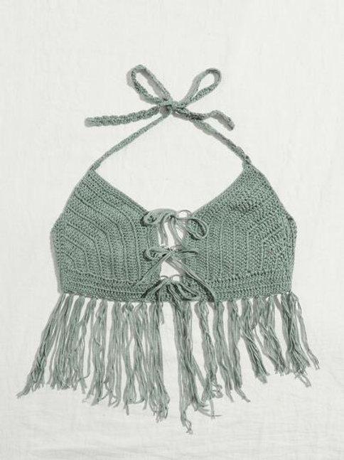 Oceanside Crochet Crop