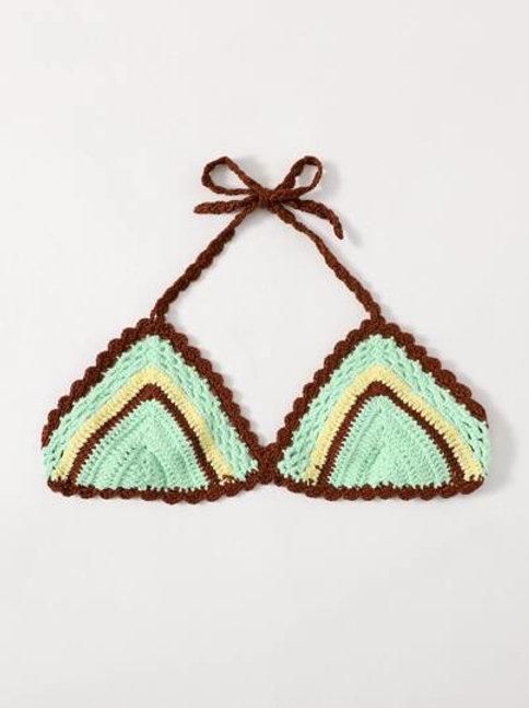 Sienna Crochet Bralette