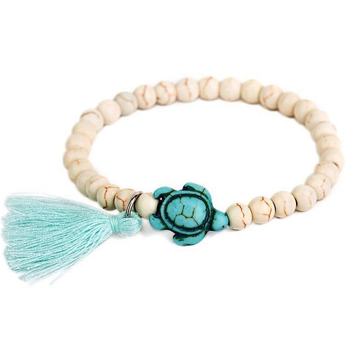 Turtle Hem Bracelet