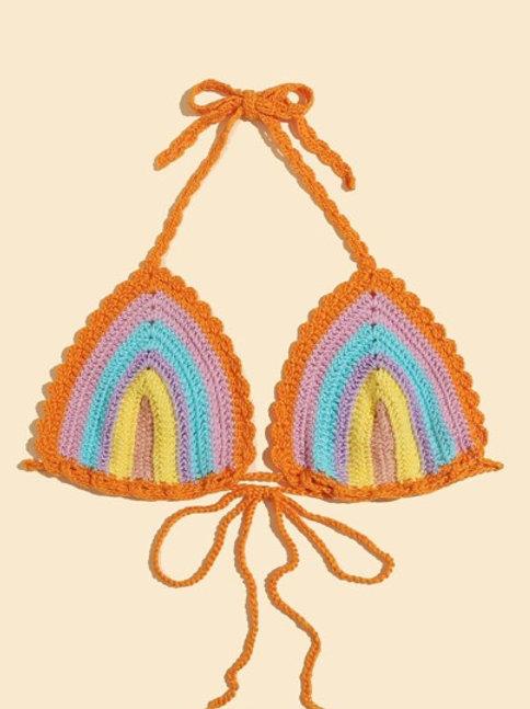 Santa Rosa Crochet Bralette