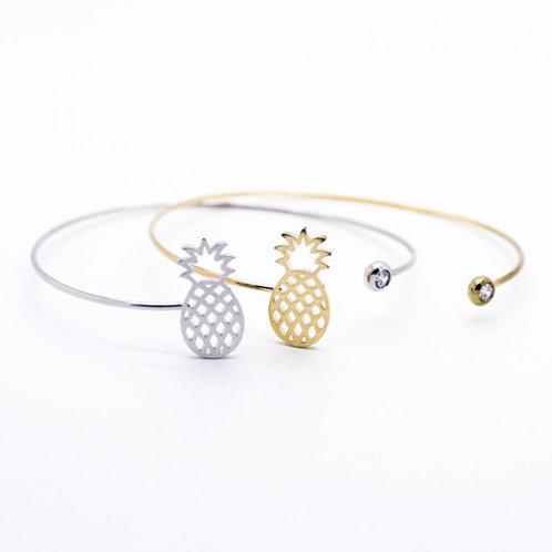 Pineapple Babe Bracelet