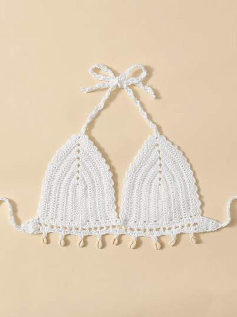 Sunshine Baby Crochet Bralette