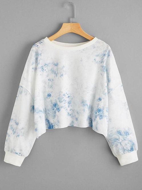 Jessie Cropped Sweatshirt