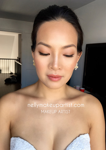 Makeup by Nelly C.