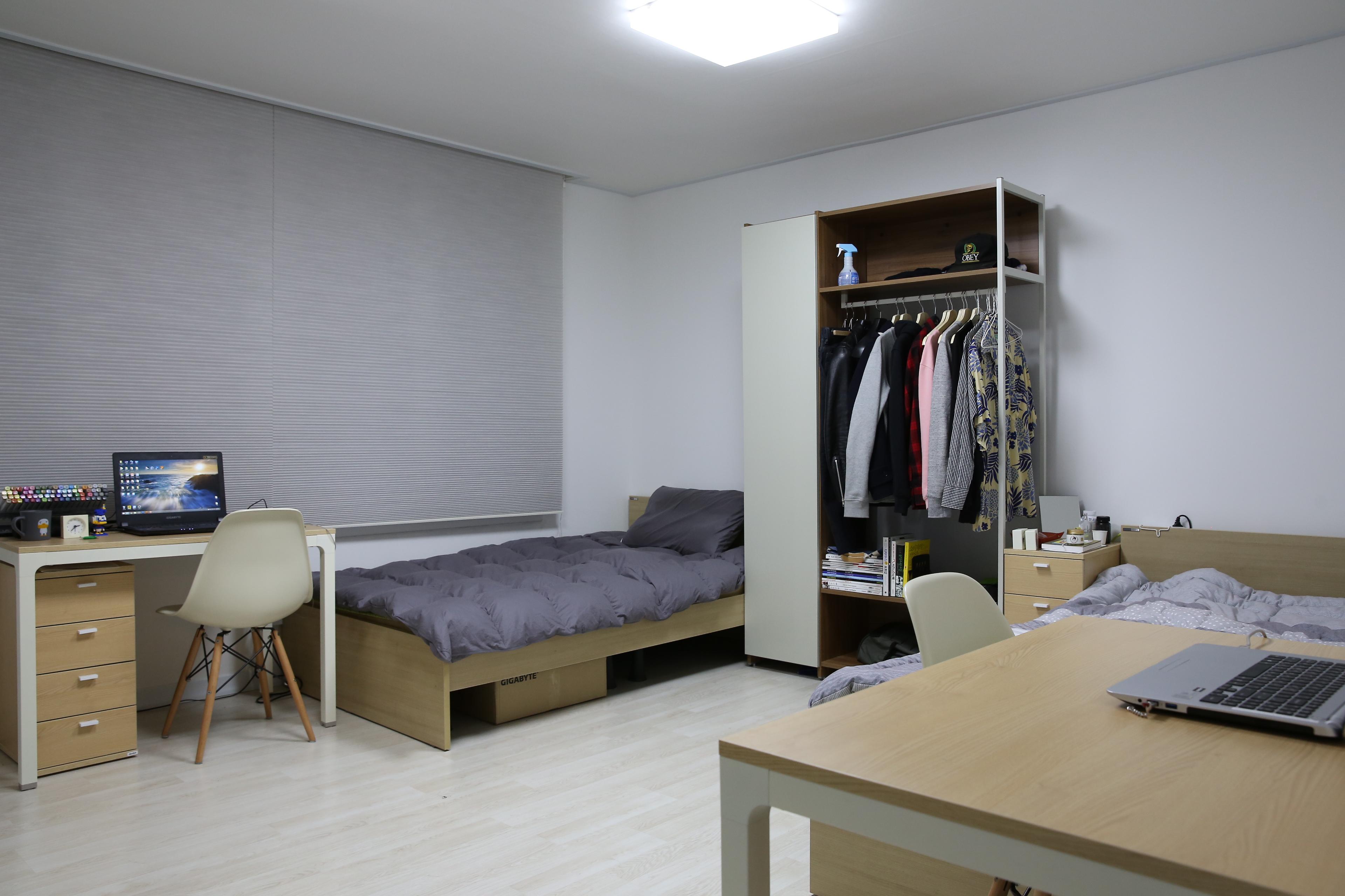 2호점 - 개인방(2인실)