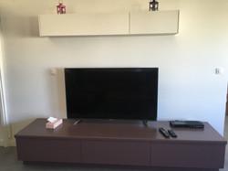 Télévision grand écran 165cm