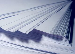 Forêts et papier...