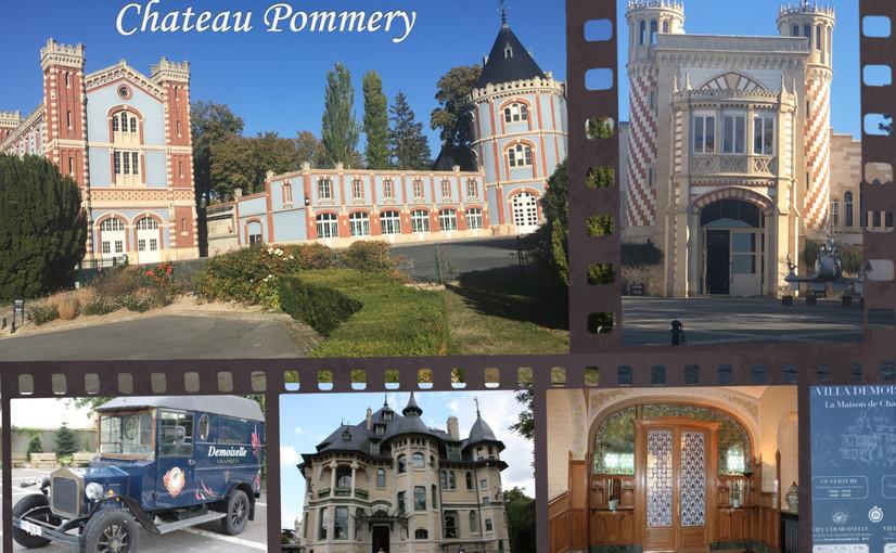 Pommery, The visit !