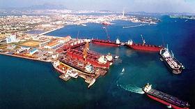 UK Standard Marine, Oil & Gas, Dalian Shipyard Supplier