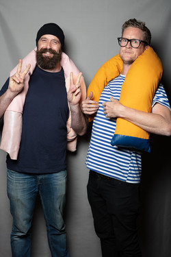 Tim and Si