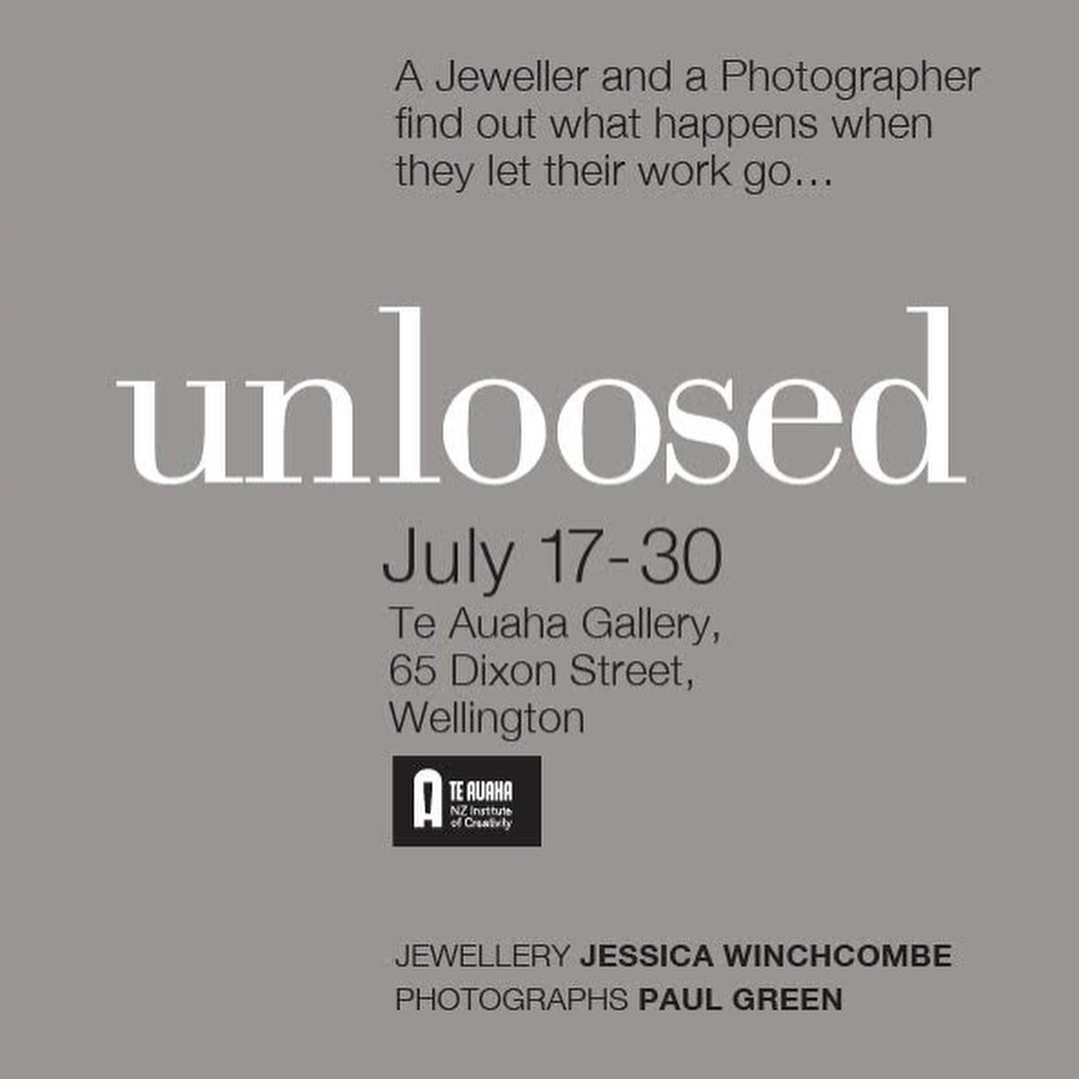 Unloosed exhibition