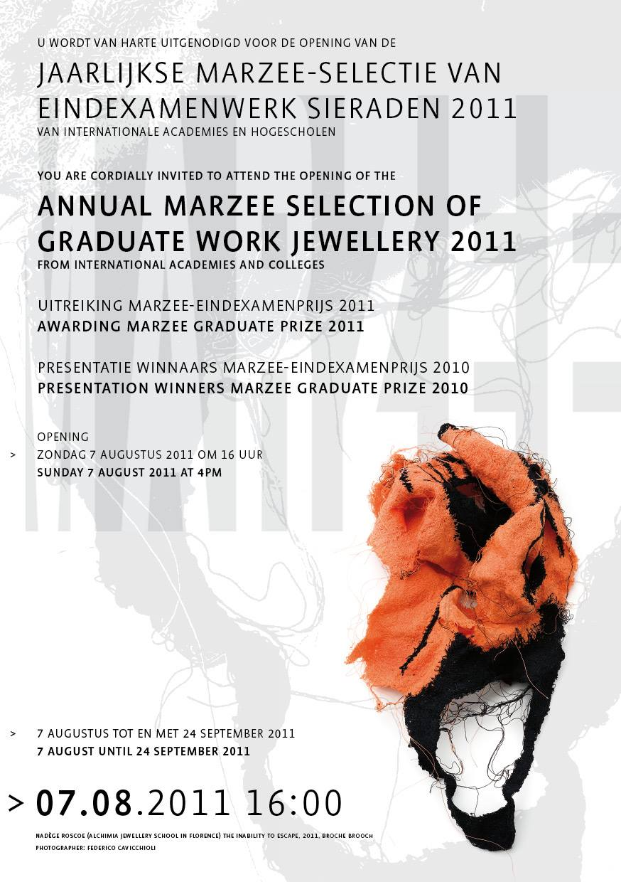 Marzee Award exhibition