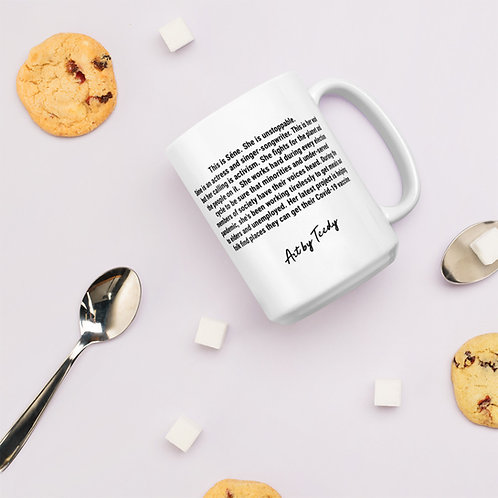 Sene Mugs with story