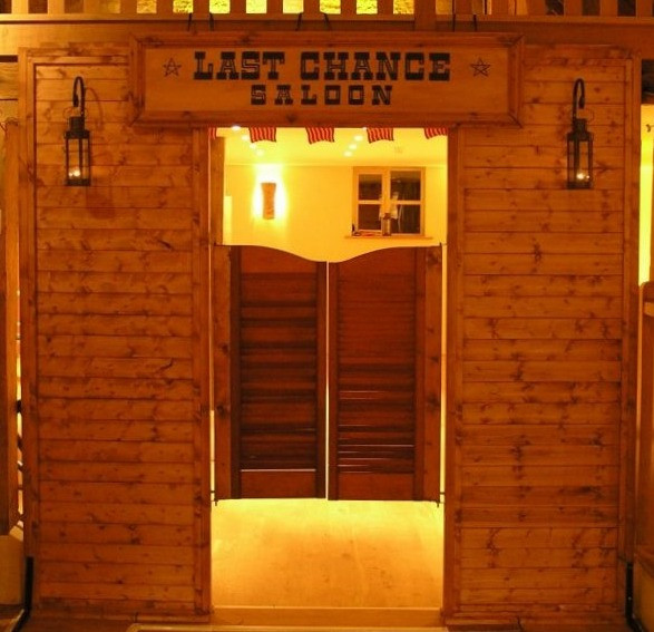 Wild West Last Chance Saloon