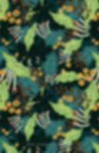 Pattern Summer Jungle
