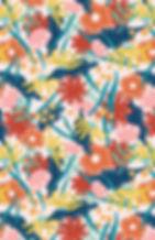 Pattern Spring Blossom