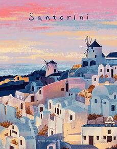 City of Santorini