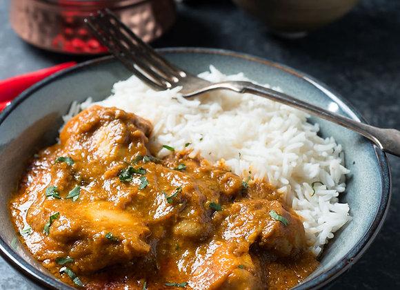 Authentic Chicken Madras